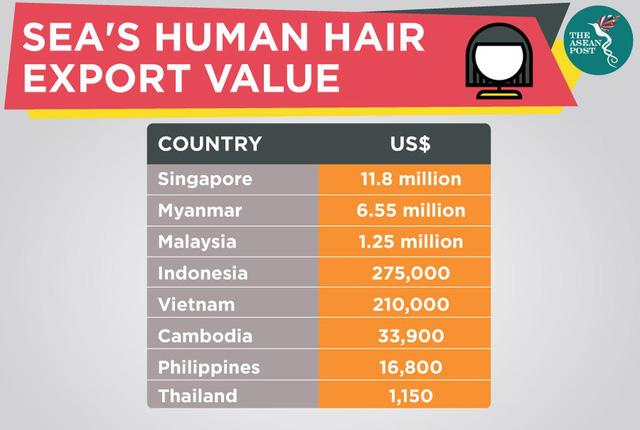 phụ liệu tóc giá rẻ